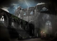 Fantasy et Science Fiction Ruines