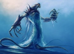 Fantasy and Science Fiction Kraken