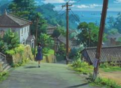 Art - Peinture Hayao Miyazaki - Croquis de