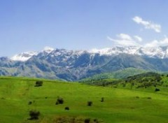 Voyages : Afrique montagnes du Djurdjura en grande Kabylie  Afrique du Nord