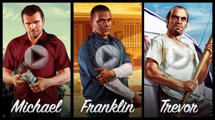 Fonds d'écran Jeux Vidéo GTA 5 Grand Theft Auto 5 - rockstargames