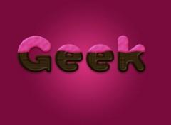 Informatique Geek
