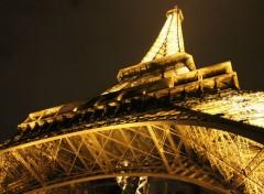 Constructions et architecture Tour Eiffel de nuit 20 avril 2013