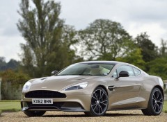 Cars Aston Martin Vanquish 2013