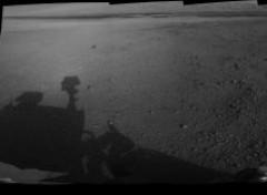 Espace Curiosity sur Mars