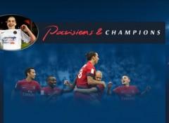 Sports - Loisirs PSG CHAMPION 2012-2013