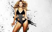 wallpaper Beyonc� Knowles (cat�gorie wallpapers Musique)