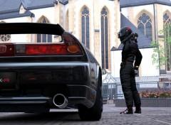 Video Games Honda Nsx-R