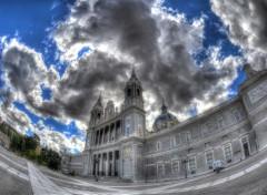 Trips : Europ Cathédrale Almudena