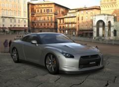 Video Games Nissan Skyline GT-R R35