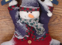 Objets Joyeux Noel !