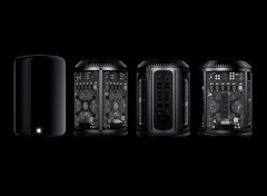 Informatique Black Mac Pro