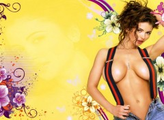 Erotic Art Sexy girls hd