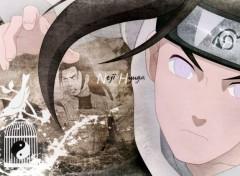 Manga Neji Hyuga liberty