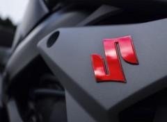 Motorbikes Furious Logo GSR 750