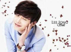Celebrities Men Lee Jong Suk