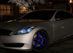 Video Games Infiniti Coupe Concept '06