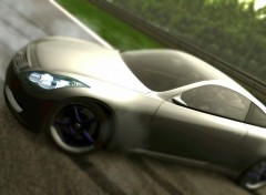 Video Games Infiniti Coupe Concept '06 (dérapage)