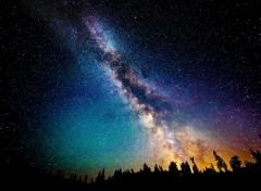 Space Voie lactée