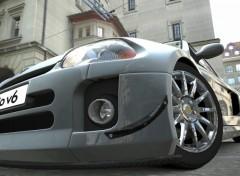 Jeux Vidéo Renault Sport Clio 2 V6 24V '00