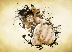 Manga Mugiwara No Luffy