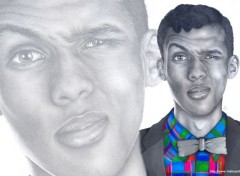 Art - Pencil Stromae