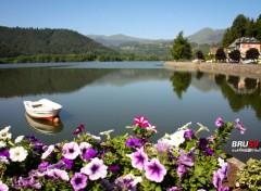 Voyages : Europe Chambon sur Lac