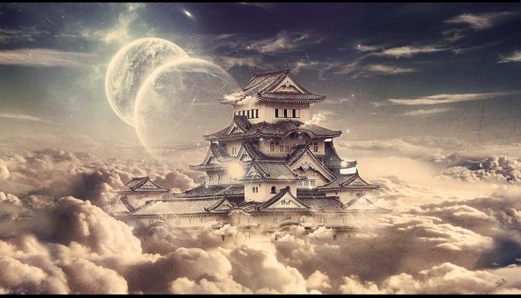 Wallpapers Fantasy and Science Fiction Fantasy Landscapes dream