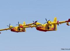 Avions 50 Ans des Bombardiers d'eau à Aix