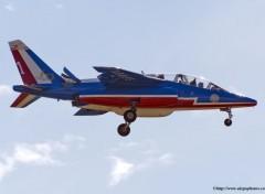 Planes 60 Ans de la Patrouille de France
