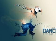 Digital Art Dance
