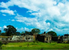 Voyages : Asie temple khmer
