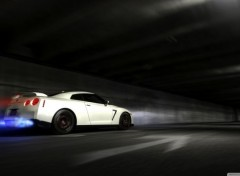 Voitures Nissan Skyline GTR R35