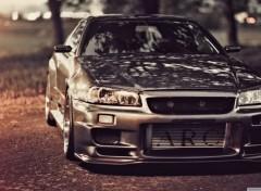 Voitures Nissan Skyline GTR R34