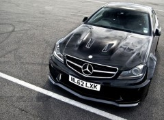 Voitures C63 Black Series