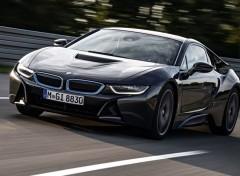 Voitures BMW i8