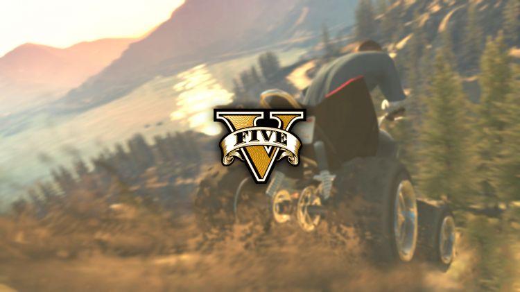 Fonds d'écran Jeux Vidéo GTA 5 Gta V Quad