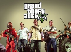 Video Games GTA V [HD]