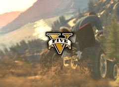 Video Games Gta V Quad