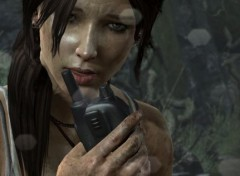 Video Games Lara Croft Tomb Raider 2013