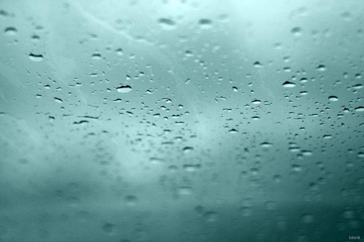 Fonds d'écran Nature Eau - Gouttes, rosée Rain drops