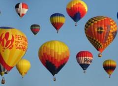 Planes Festival de la montgolfière - Gatineau, Qc.