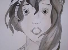 Art - Pencil Ariel