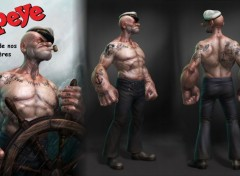 Humor Popeye