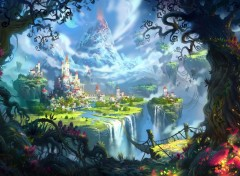 Fantasy et Science Fiction Magic Kingdom