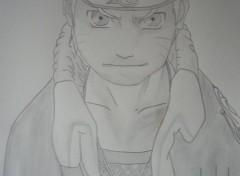 Art - Pencil Dessin de Naruto