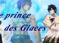 Manga Le prince des glaces (grey Fairy tail)