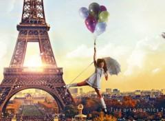 Art - Numérique I can fly :3