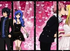 Manga Fairy tail (amour)