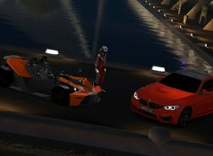 Video Games Ktm X-bow Street & BMW M4